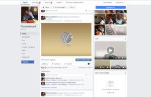 pagina facebook esempio di floris diamanti