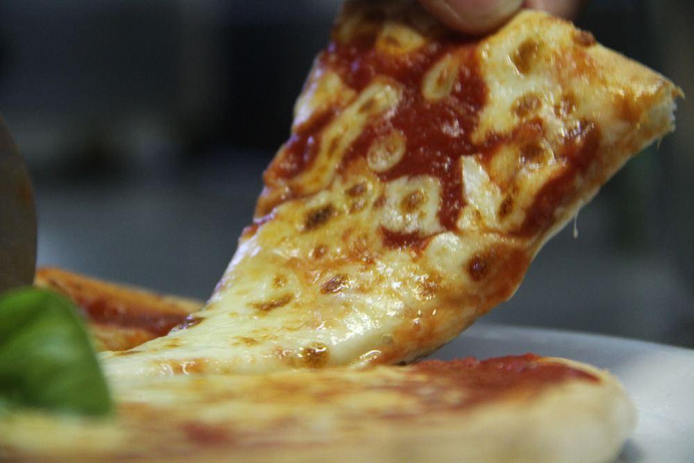 trancio di pizza