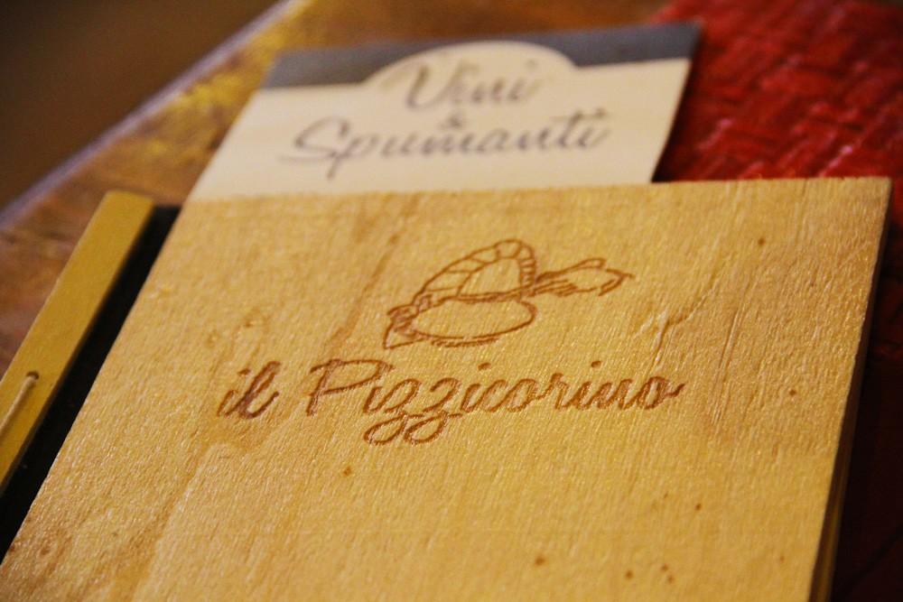 menu del pizzicorino