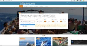 sito internet de la motonave ulisse