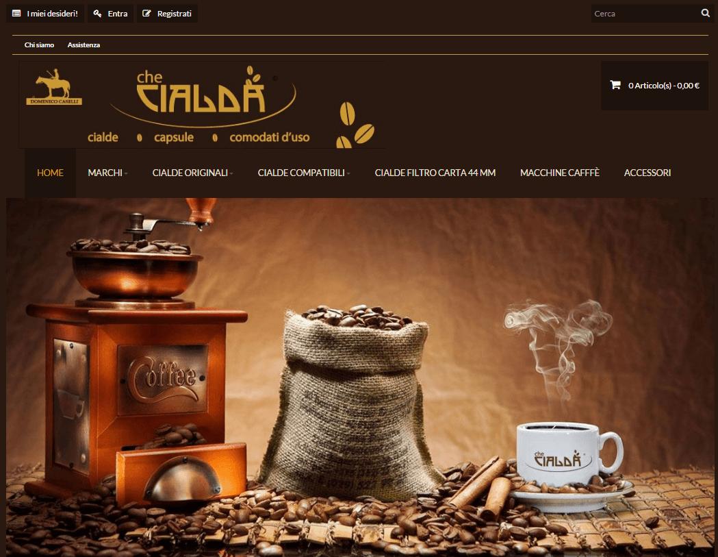 Sito web di CheCialda