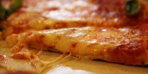 pizza margherita del pizzicorino