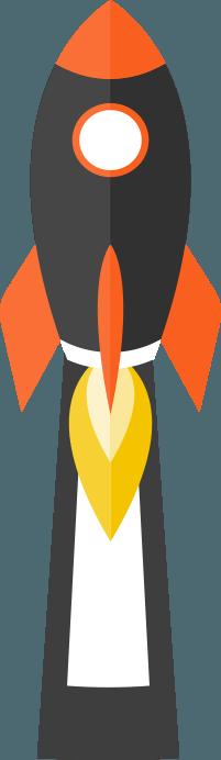 missile animazione come metafora sprint posizionamento motori di ricerca